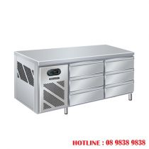 BERJAYA DECK DRAWER COUNTER CHILLER