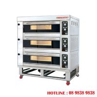 Electrical baking oven BJY-3B12P-E