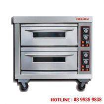 Infra red electrical baking oven - 2 deck  BJY - E13KW-2BD