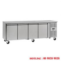 PK INTERTRADE COUNTER CHILLER 4 DOORS PC4-2000 CL