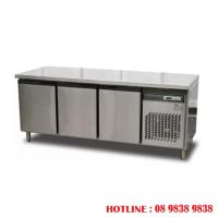 PK INTERTRADE COUNTER FREEZER 3 DOORS 1.2M