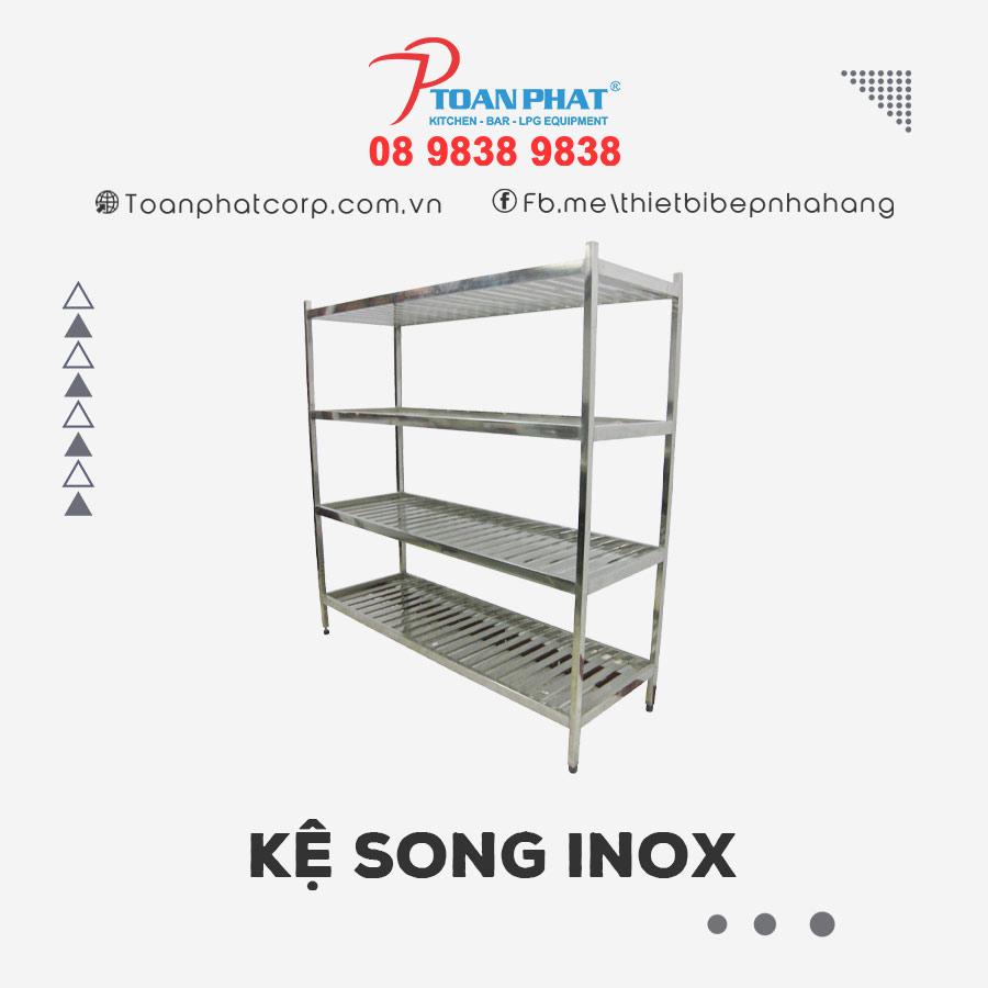 kệ song inox